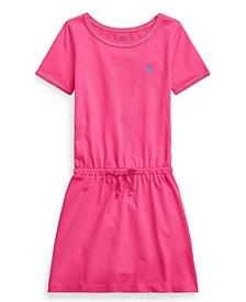 Big Girls Cotton Jersey T-shirt Dress