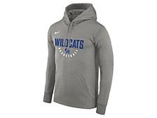 Kentucky Wildcats Men's Therma Key Basketball Hooded Sweatshirt