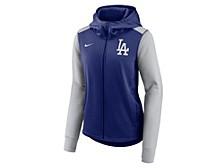 Los Angeles Dodgers Women's Therma Full Zip Fleece Jacket