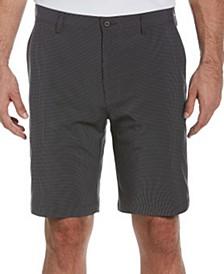 Men's Mini Houndstooth Shorts