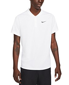 Men's NikeCourt Dri-FIT Tennis Henley Shirt
