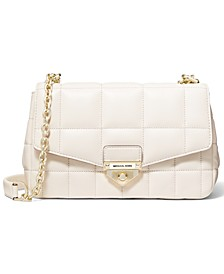 Soho Chain Quilted Leather Shoulder Bag