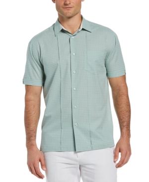 Men's Mini-Dobby Shirt