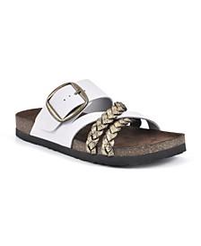 Healing Footbed Sandal Slides