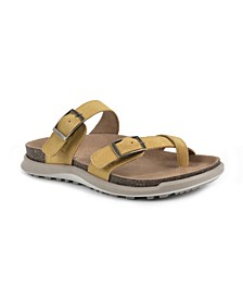 Powerful Women's Footbed Sandals