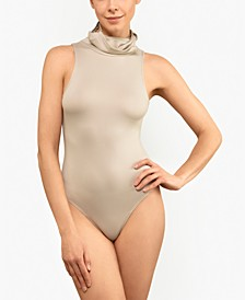 Sleeveless Bodysuit with Attached Mask, Created for Macy's