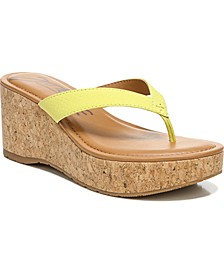 Rio Wedge Sandals