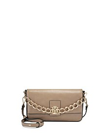 INC Edenne Chain Baguette Crossbody, Created for Macy's