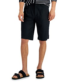 Men's Solid Shorts, Created for Macy's