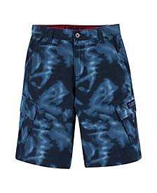 Little Boys Cargo Shorts