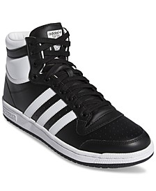 Men's Top Ten Hi Casual Sneakers from Finish Line