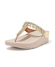 Women's Fino Chandelier Toe-Post Sandals