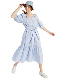 Cotton Gingham Dress, Created for Macy's