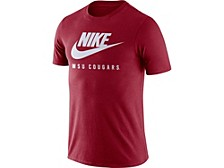 Washington State Cougars Men's Essential Futura T-Shirt