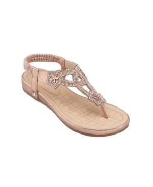 Eva Flat Sandal Women's Shoes