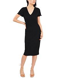 Nora V-Neck Dress, Created for Macy's