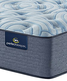 "Perfect Sleeper Luminous Sleep 15"" Medium Firm Mattress- Queen"