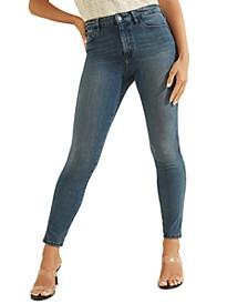1981 Medium Wash Skinny Jeans
