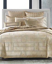 Burnish Bronze Comforter, Created For Macy's