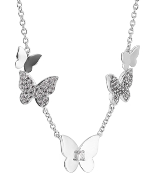 """Butterfly Necklace 16"""" + 2"""" extender"""
