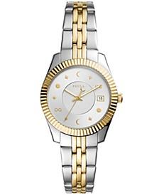 Women's Mini Scarlette Two-Tone Bracelet Watch 32mm