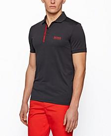 BOSS Men's Pauletech Slim-Fit Polo Shirt