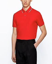 BOSS Men's Parlay Regular-Fit Polo Shirt