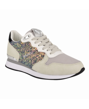 Nine West Sneakers WOMEN'S BANX LACE UP SNEAKERS WOMEN'S SHOES