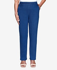 Plus Size Lazy Daisy Proportioned Short Pant