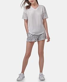 Women's Short Sleeve Varsity T-shirt