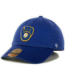 '47 Brand Milwaukee Brewers Franchise Cap