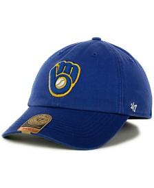 '47 Brand Milwaukee Brewers Franchise Cap