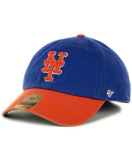 a39b6e847 New York Mets '47 Franchise Cap