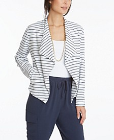 Striped Lightweight Jacket