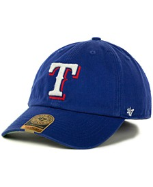 Texas Rangers Franchise Cap