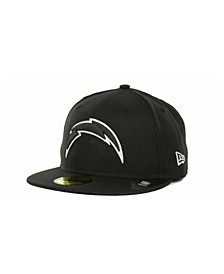 Los Angeles Chargers 59FIFTY Cap