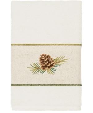 Linum Home PIERRE EMBELLISHED HAND TOWEL BEDDING