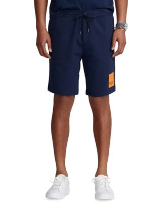 폴로 랄프로렌 Polo Ralph Lauren Mens 7.5-Inch Logo Double-Knit Shorts
