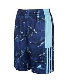 Big Boys Aeroready Action Camo Shorts