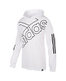 Big Boys Brand Love Hooded T-shirt