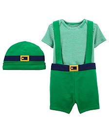 Baby Boy or Girl St. Patrick's Day Outfit Set