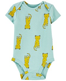 Baby Boy Short Sleeve Bodysuit