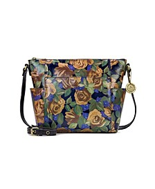 Leather Aveley Crossbody, Exclusive For Macy's