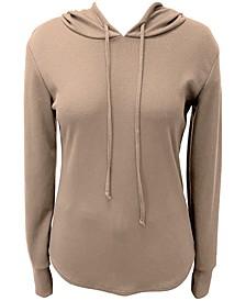 Women's Thermal Loungewear Hoodie, Created for Macy's