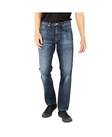 Men's Dark Eco-Friendly Wash Straight leg jeans