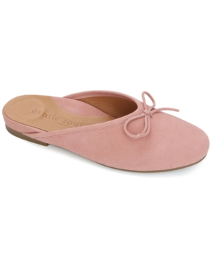 by Kenneth Cole Women's Eugene Bow-Trim Mules Women's Shoes