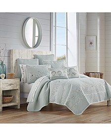 Water's Edge King/California King Quilt Set, 3 Piece
