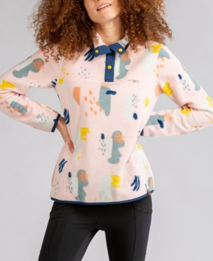 Women's Frostbite Snap Pullover T-shirt