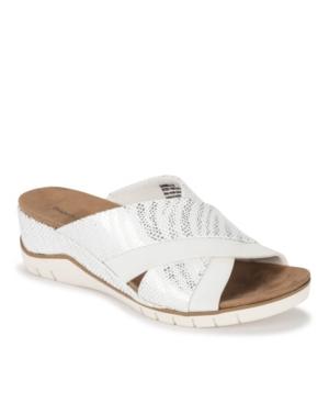 Carmiela Women's Wedge Slide Sandal Women's Shoes
