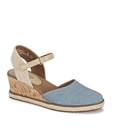 Ocean Women's Casual Wedge